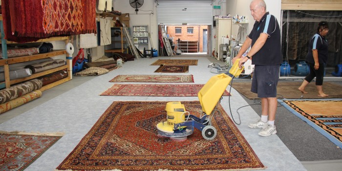 Devine Persian Rug Cleaning