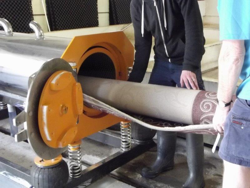 Speedy Rug Drying Machine at Devine Rug Clean